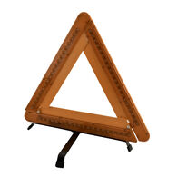 Flashing LED Emergency Warning Triangle