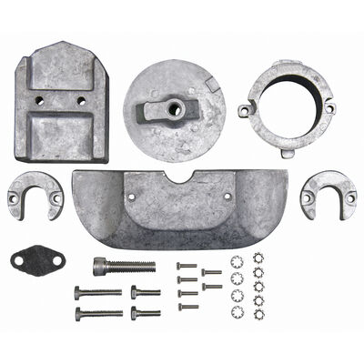 Sierra Magnesium Anode Kit For Mercury Marine Engine, Sierra Part #18-6158M