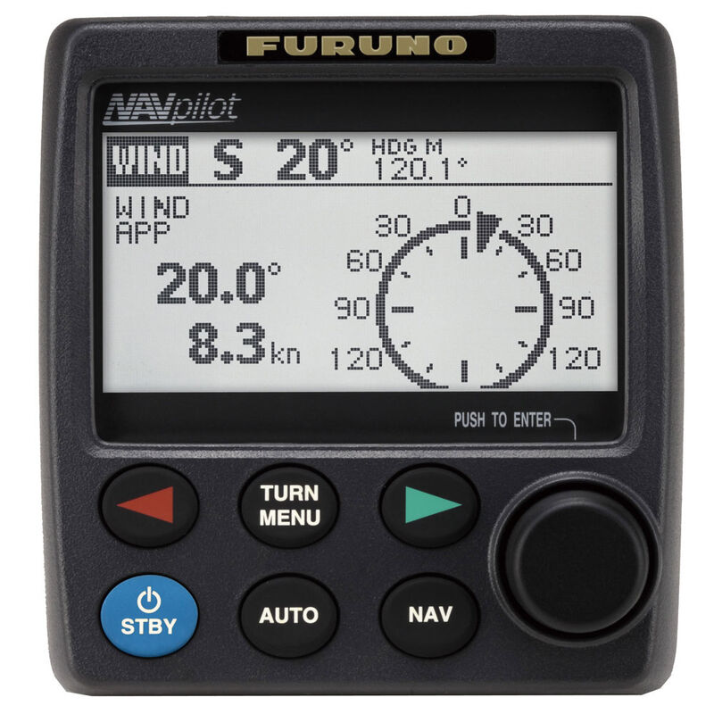 Furuno FAP7011 NavPilot 711 Autopilot Control Unit image number 1