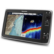 Raymarine c127 Multifunction Display with HD Digital Sonar - US Coastal Charts