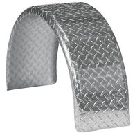 Shipshape Round Trailer Aluminum Tread Plate Fender