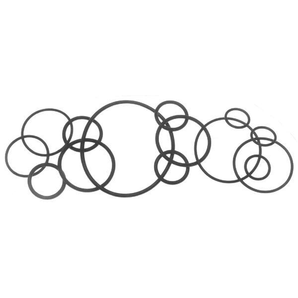 Sierra O-Ring For Volvo Engine, Sierra Part #18-7194-9