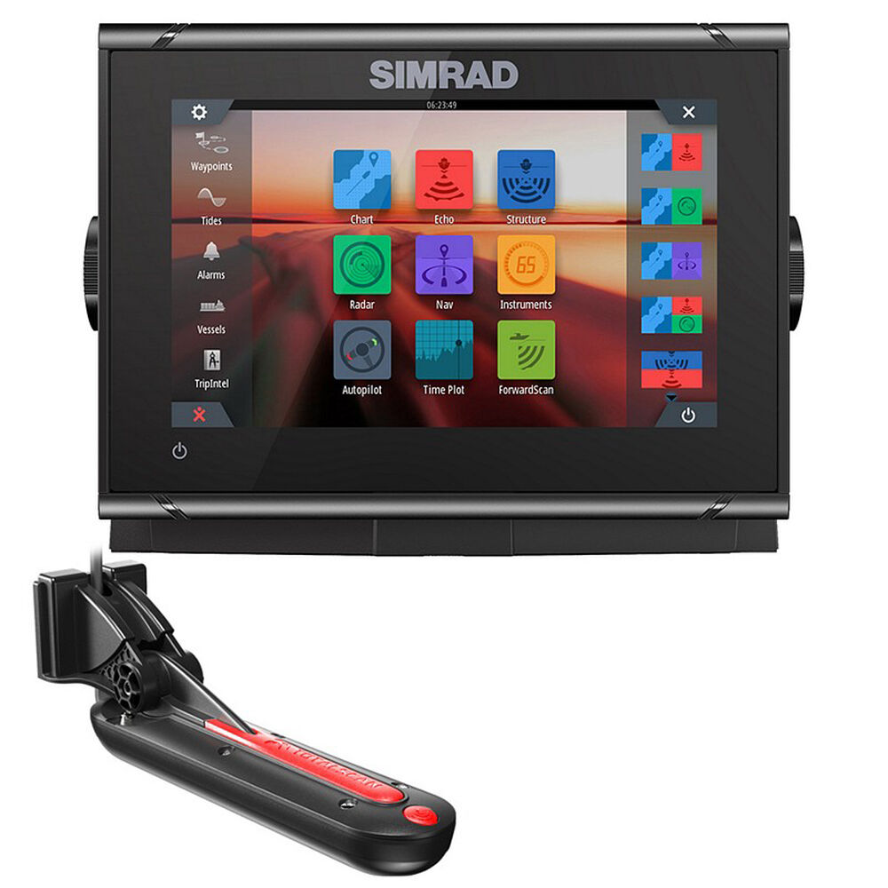 Simrad Transducer To Garmin Wiring Diagram on