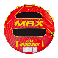 Gladiator Max Deck Rider 3-Person Towable Tube