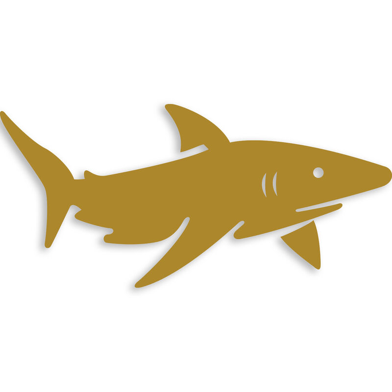 Shark Vinyl Decal image number 6