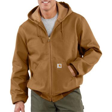 Carhartt Men's Duck Thermal-Lined Active Jacket