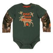 Carhartt Infant Duck Duck Moose Bodysuit