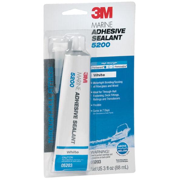 3M Marine Adhesive/Sealant 5200, 3-oz. tube