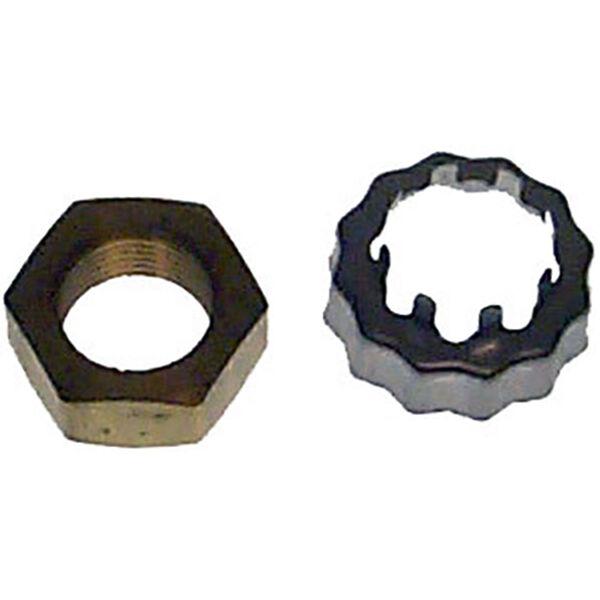 Sierra Prop Nut And Keeper For Volvo/OMC Engine, Sierra Part #18-3708-1