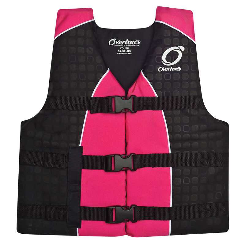 Overton's Youth Nylon Vest image number 3