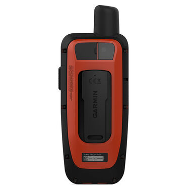 Garmin GPSMAP; 86i Handheld GPS w/inReach; & Worldwide Basemap