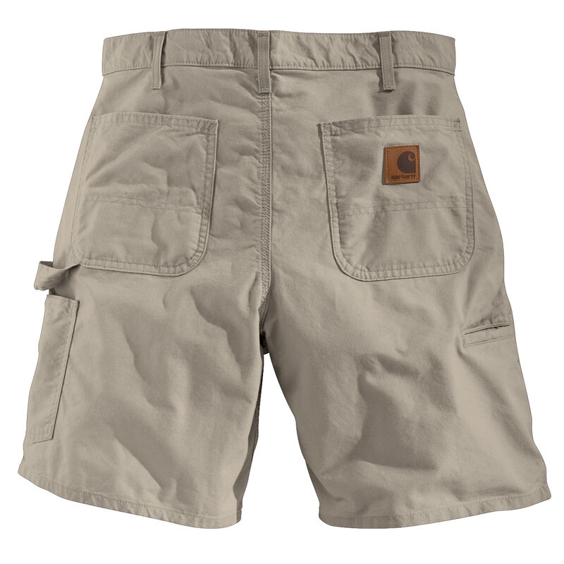 Carhartt Men's Canvas Cell Phone Work Short image number 6