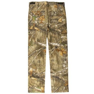 Hunter's Choice Men's Camo Six-Pocket Pant, Realtree Edge