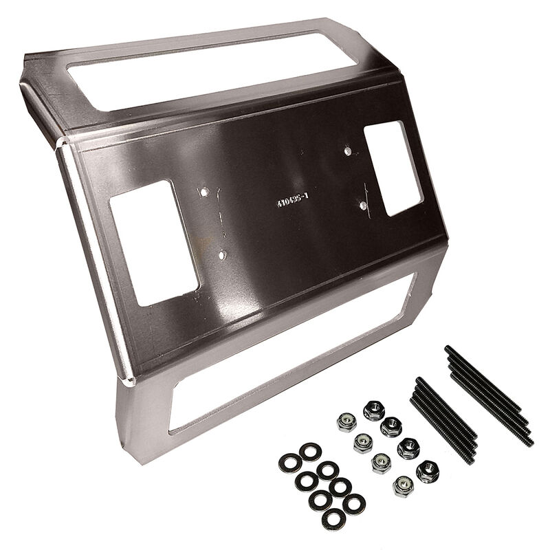 Humminbird IDMK S12R Redesigned In-Dash Mounting Kit For Solix 12 Series image number 1