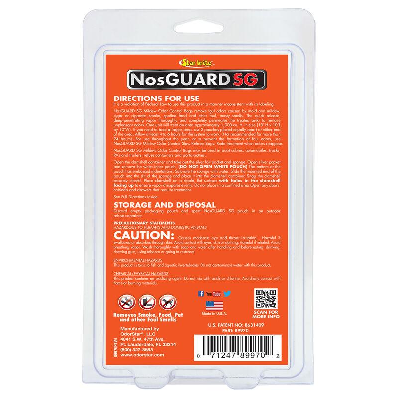 Star Brite NosGUARD SG Mildew Odor Control Bag image number 2