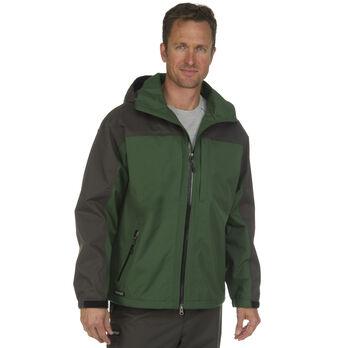 Ultimate Terrain Men's TecH2O Sheltered II Rain Jacket