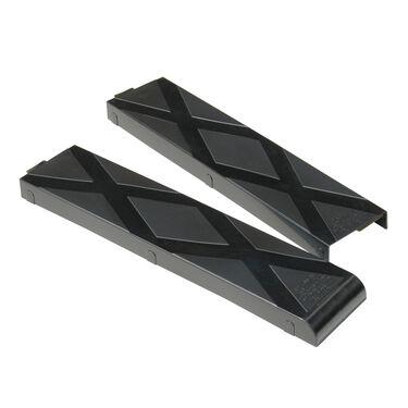 Tie Down Modular Bunk Glide-Ons, Black