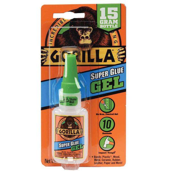 Gorilla Glue Super Glue Gel