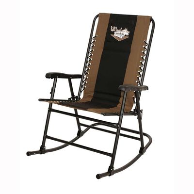 Roll Your Own Way Folding Outdoor Rocker
