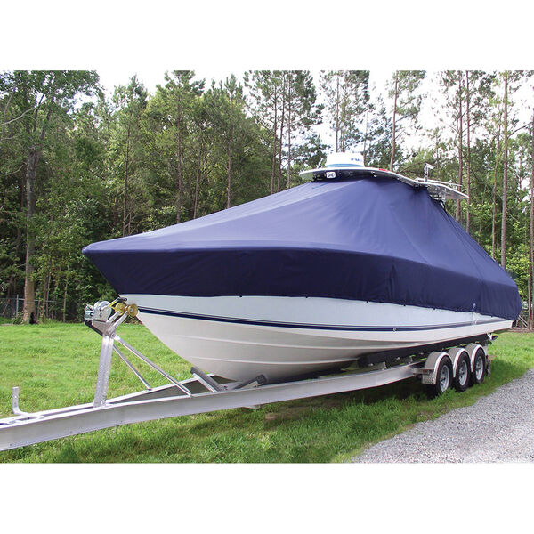 Taylor Made T-Top Boat Cover for Trophy 2103 w/Large Verado Motor