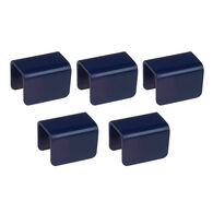"Square Pontoon 1"" Biminiclip, 5-pack"