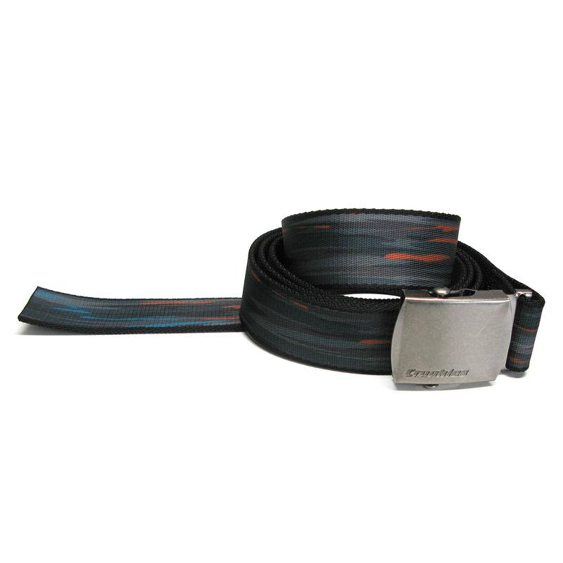 Croakies Men's Artisan 1 Belt With Military Buckle image number 3