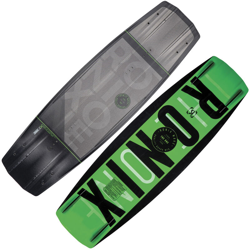 Ronix One Timebomb Wakeboard, Blank image number 1