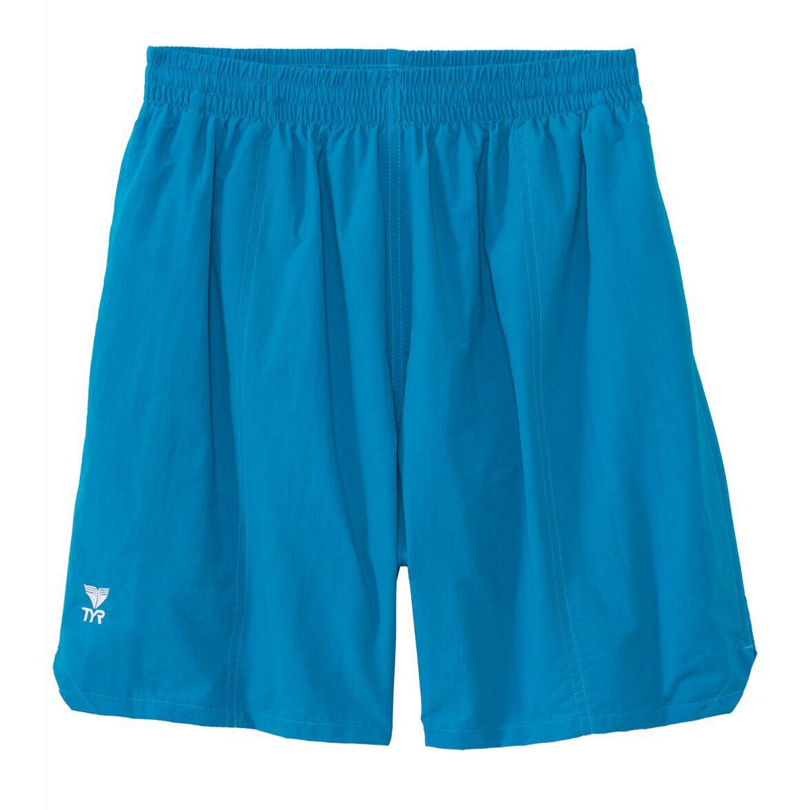 TYR Mens Classic Deck Swim Shorts
