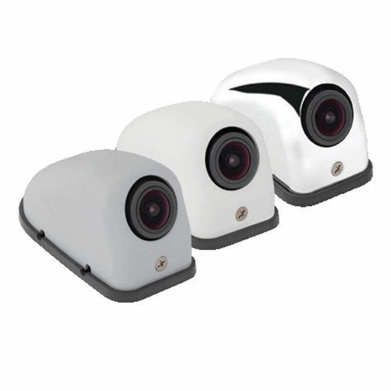 Voyager Color Side Body Observation Camera, White Left-Side Camera image number 2