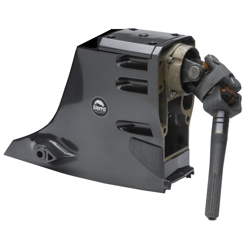 Sierra Complete Upper Gear Housing For OMC Engine, Sierra Part #18-4806 image number 1