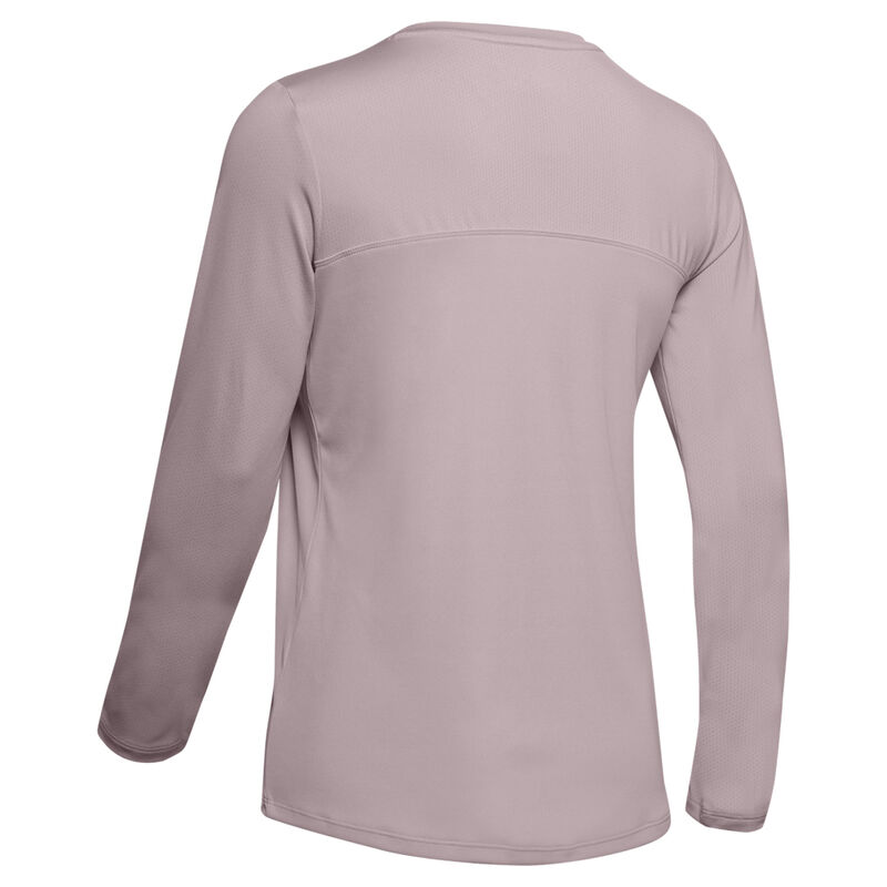 Under Armour Women's Iso-Chill Long-Sleeve Shirt image number 4