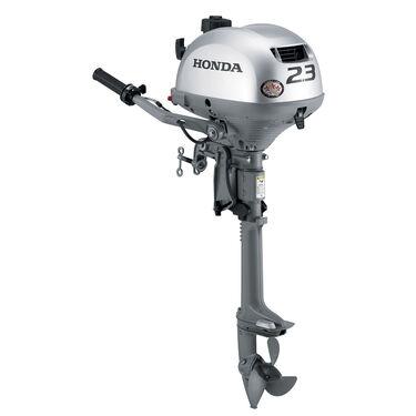 "Honda BF2.3 Portable Outboard Motor, 2.3 HP, 15"" Shaft"
