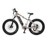 "QuietKat Ambush 750-Watt electric Mountain Bike 19"", Camo"