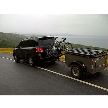 XC Hitch or Bumper Mount Bike Rack