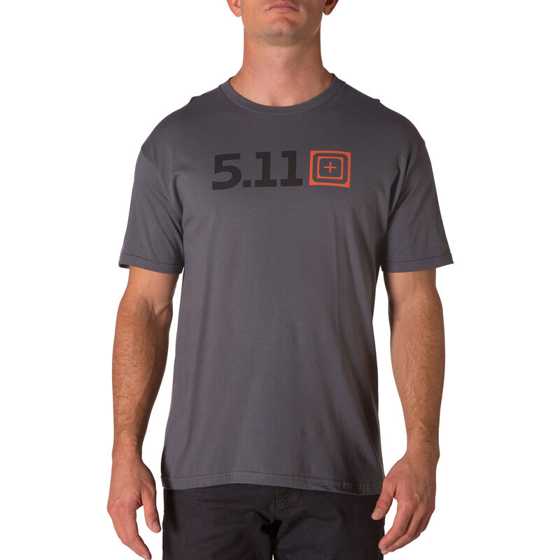 5.11 Tactical Men's Short-Sleeve Graphic Tee image number 4