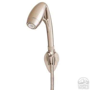 BodySpa RV Shower Kit, Brushed Nickel