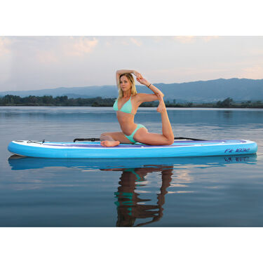 "Airhead 10'6"" Fit Inflatable Stand-Up Paddleboard"