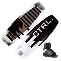 CTRL Standard Wakeboard With Standard Bindings