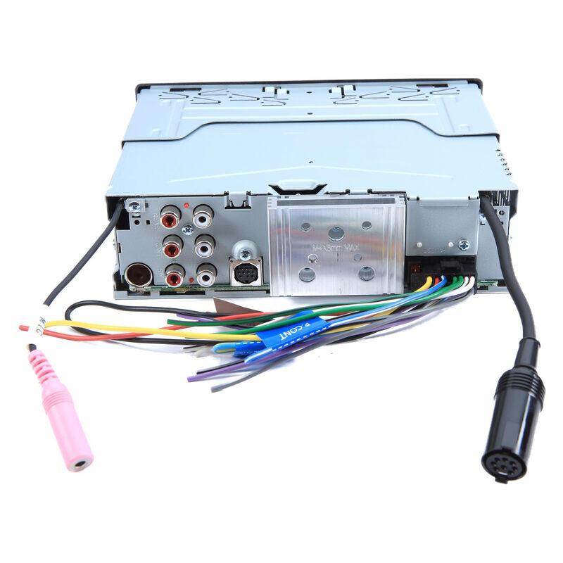Kenwood Marine CD Receiver and Speakers image number 5