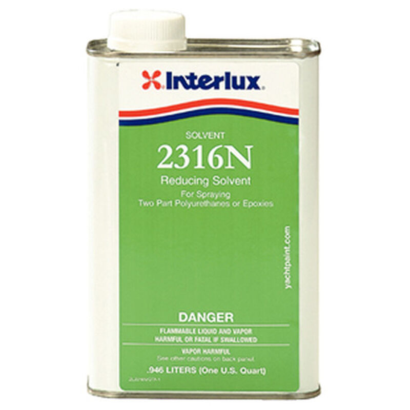 Interlux Spray Reducer For Two-Part Products, Quart image number 1