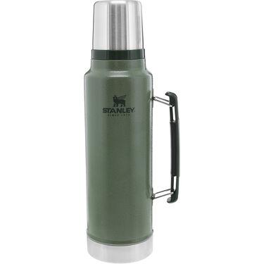 Stanley ClassicVacuum Bottle, Large 1.5 qt.--Green