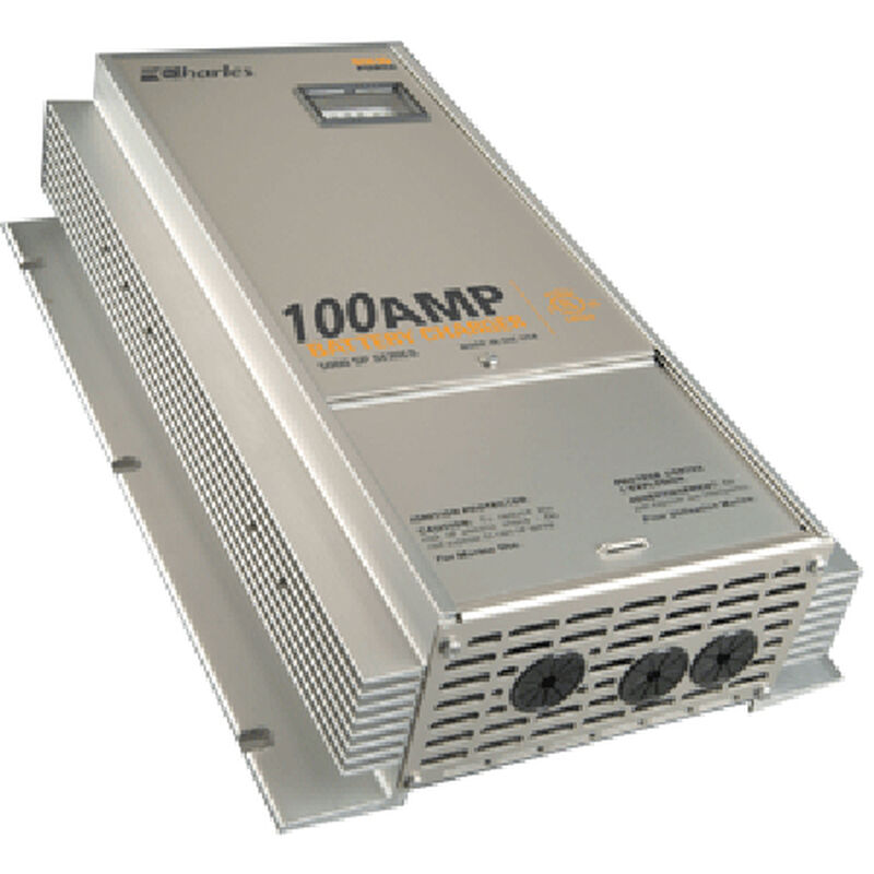 Charles C-Charger 5000 Series 100-Amp 12V Battery Charger image number 1