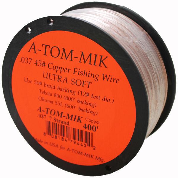 A-Tom-Mik 7-Strand Ultra-Soft Copper Wire