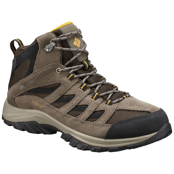 Columbia Men's Crestwood Low Waterproof Hiking Boot