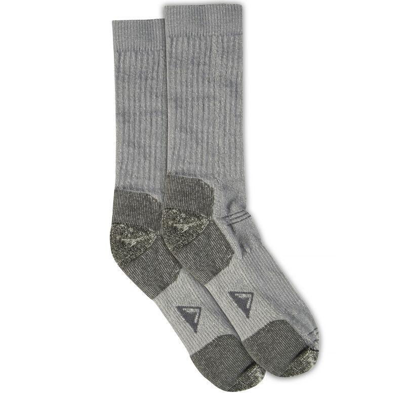 Ultimate Terrain Men's Explorer Lightweight Hiking Crew Sock image number 3