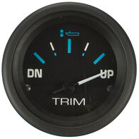 "Sierra Eclipse 2"" Trim Gauge For Mercury/Mariner/Yamaha"