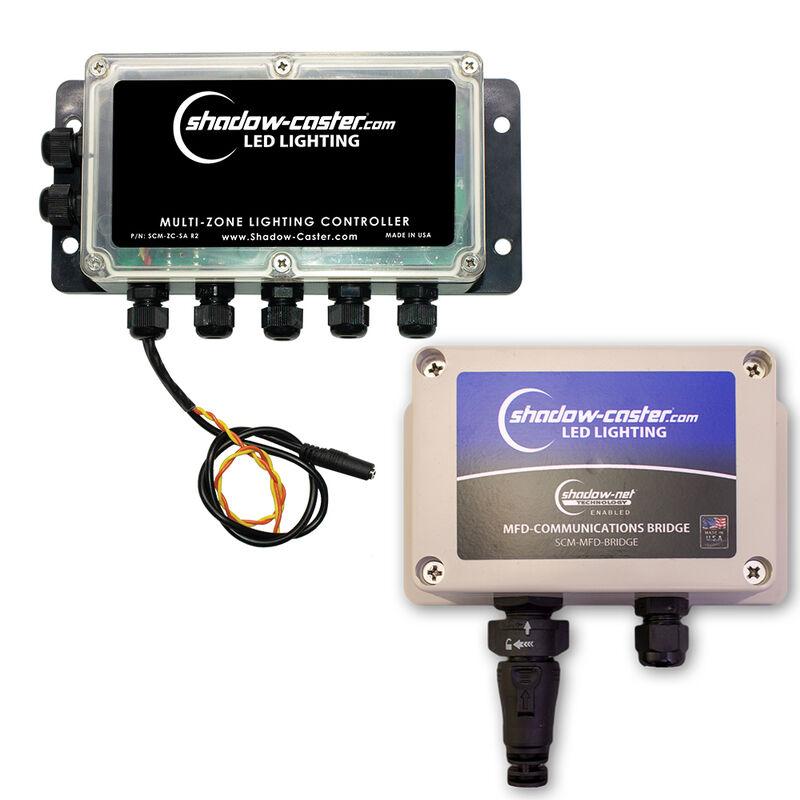 Shadow-Caster Multi-Zone Controller Kit f/Garmin Ethernet image number 1
