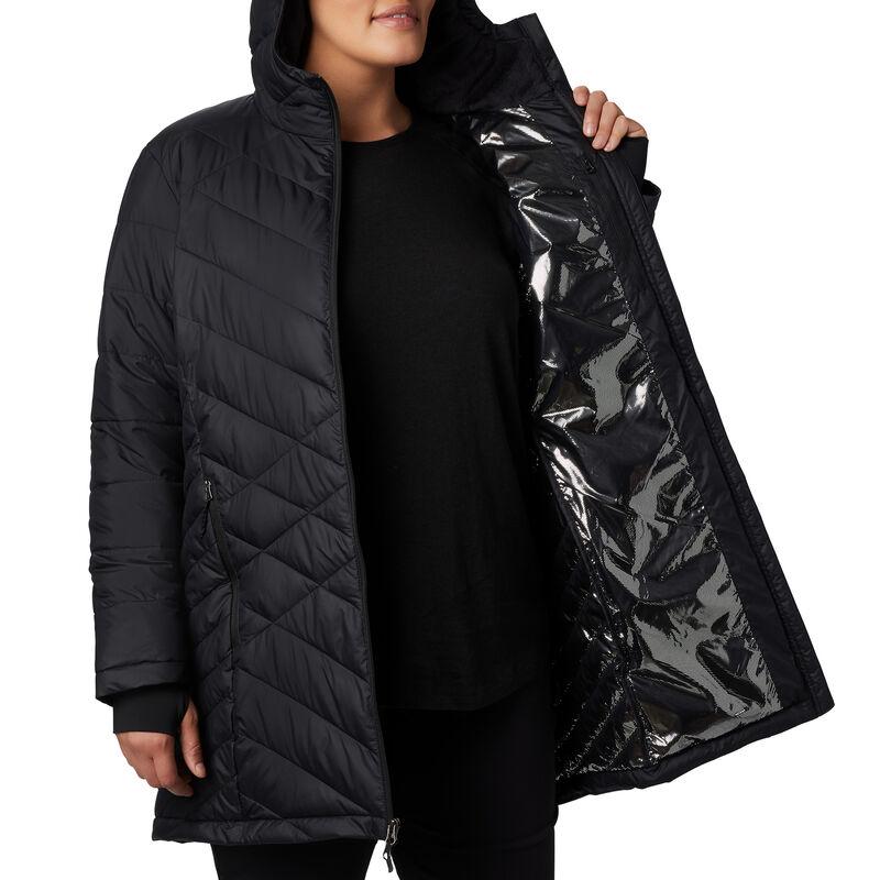 Columbia Women's Heavenly Long Hooded Jacket image number 9