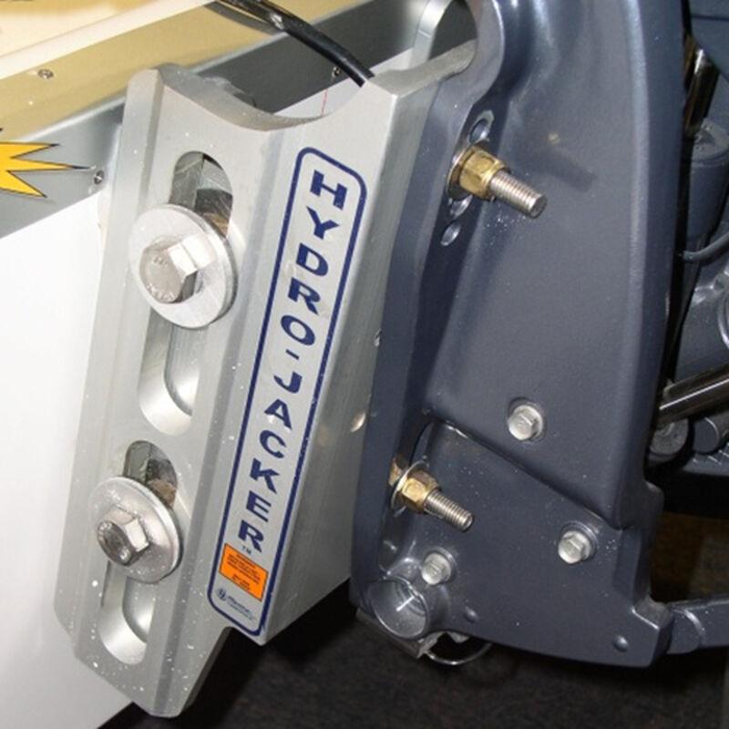 "T-H Marine Hydro-Jacker Hydraulic Jack Plate, 10"" Setback image number 2"