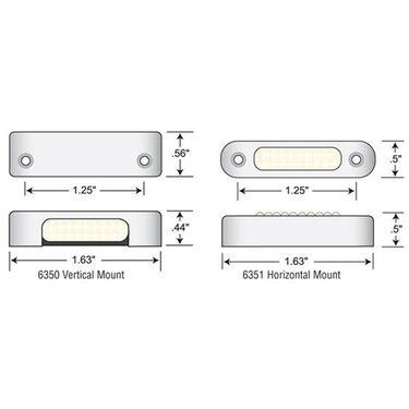 Attwood Micro LED Light